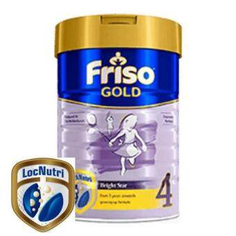 Friso Gold Bright Star Step4 900g with LocNutri