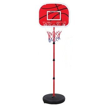 Height Adjustable Kids Mimi Basketball Hoop Rim Net Set Backboard Basket Ball