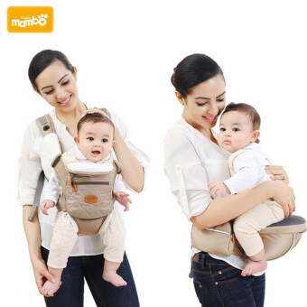 Harga Mambobaby Ergonomic 5 in 1 Baby Carrier Backpack Breathable Cotton Sling For Baby Chicco Wrap Rider Canvas Front Backpack