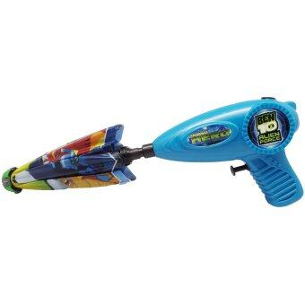 Harga Ben10 Water Gun BE-900A (Blue)