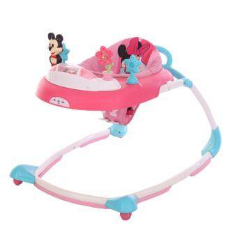 Harga 2 in 1 Adorable Baby Learning Walker -Pink