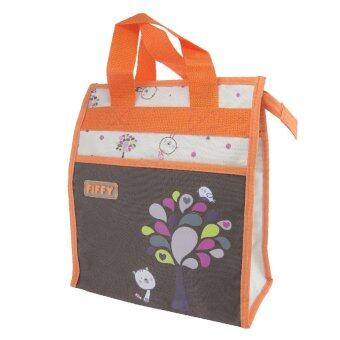 Harga FIFFY Multipurpose Mama Bag (Orange)