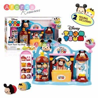 Harga Disney Tsum Tsum Toy Shop Playset