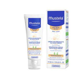 Harga Mustela Nourishing Cream With Cold Cream 40Ml-1.35 Us Fl.Oz