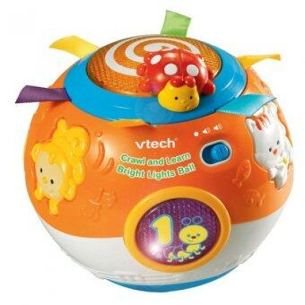 Harga Vtech crawl and learn bright light ball