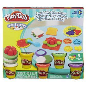 Harga Play-Doh Sweet Shoppe Lunchtime Creations Set