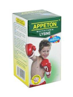 Harga Appeton Multivitamines Lysine With Prebiotics 60 Caplets