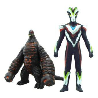Harga Ultraman vs Monster 03 Toys Figure