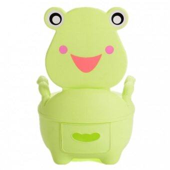 Harga Cutie Frog Baby Potty - Toilet