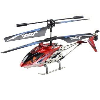 Harga Wltoys S929 Thunder Series Alloy Infared RC Heli with Gyroscope Light Red