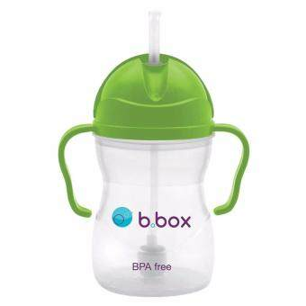 Harga b。box sippy cup -green