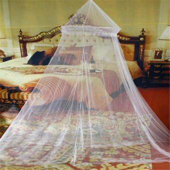 Harga Home luxury ceiling to increase the princess dome open bed mosquito net 2.4 * 9 * 0.6m