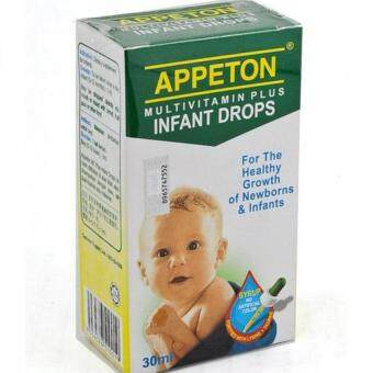 Harga Appeton Multivitamin Plus Infant Drops