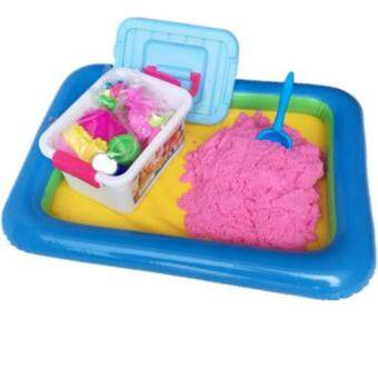 Harga Kinetic Sand With Colors (2kg) - Pink