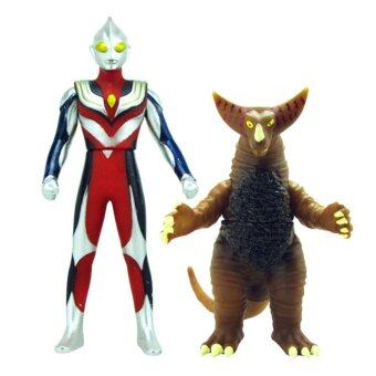 Harga Ultraman vs Monster 04 Toys Figure