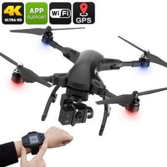 Harga Drone Simtoo Dragonfly - 4K Camera, Follow Me, Foldable Design, Point Of Interest, Auto Hover(WP-DQ206)