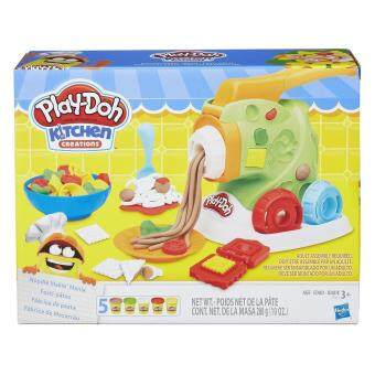 Harga Play-Doh Kitchen Creations Noodle Making Mania
