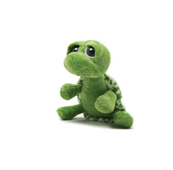 Harga Amango Big Eyes Green Tortoise Plush Toy