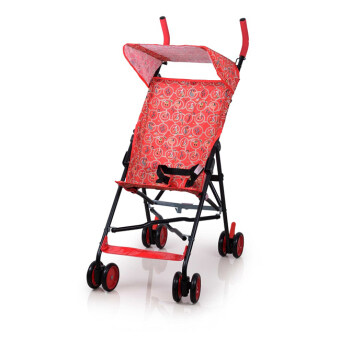 Harga My Dear: Baby Buggy 17019 (Red)