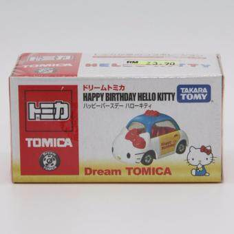 Harga Tomica Happy Birthday Hello Kitty