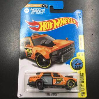 Harga Hot Wheels Time Attaxi