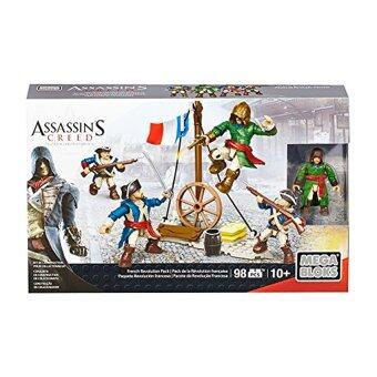 Harga Mega Bloks Assassin's Creed French Revolution Pack