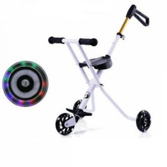 Harga SmartKids Magic Stroller cw Flashing Wheels