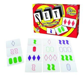 Harga SET: The Family Game of Visual Perception