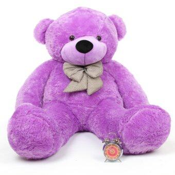 Harga 1.6 Meter Teddy Bear (Purple)