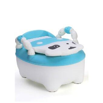Harga Cutie Cow Baby Potty - Blue