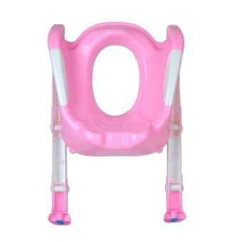 Harga Baby Toddler Potty Toilet Trainer Safety Seat Chair pink