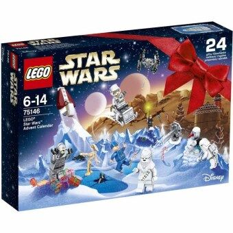 Harga LEGO Star Wars 75146 - Star Wars Advent Calendar ( 2016 )