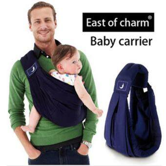 Harga Baba Sling Baby Carrier High Quality Organic Cotton Baby Backpack Carrier Anti-skidding Sponge Baby Suspenders