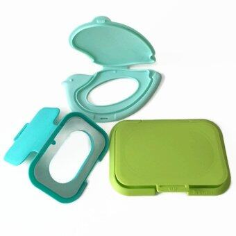 Harga Bitatto Reusable Wet Wipes Lid (3pc Set Go Green)