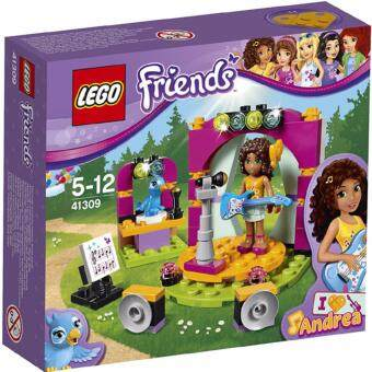 Harga LEGO Friends 41309 - Andrea's Musical Duet