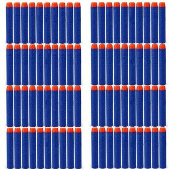 Harga Nerf Soft Bullet 100pcs Refill Darts Bullet for Nerf N-strike Series