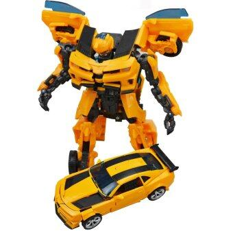 Harga Fancytoy New Transformers Robots Optimus Figure Toy Assembling Building Toy DIY