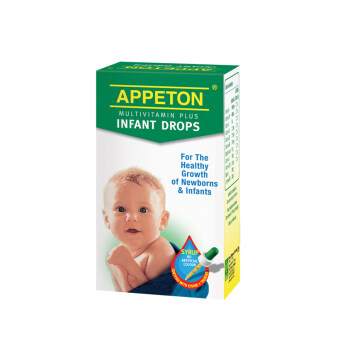 Harga APPETON Appeton Multivitamin Infant Drops 30ML