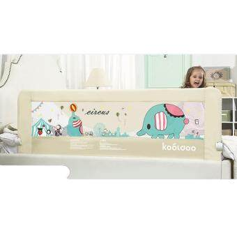 Harga Kooldoo T-OP Baby Safety Bed Rails / Bed Guard / Bed Fence - 2.0m