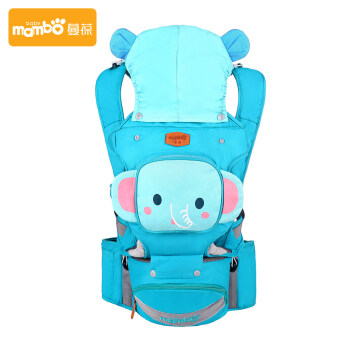 Harga Mambobaby Ergonomic Baby Carrier Multifunction Breathable Baby Backpacks Adjustable Sling Bags Pouch Cartoon Baby Wrap Kangaroo