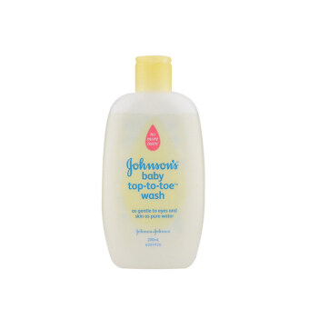 Harga JOHNSON'S Baby Bath Top To Toe 200ml