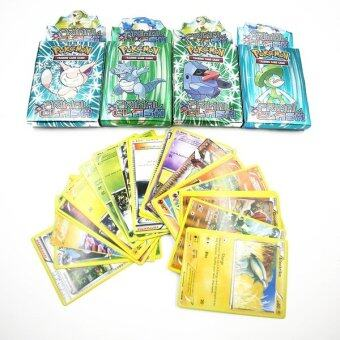Harga Kids Card Games 100 Assorted Trading Cards for POKEMON XY Card as Children Gifts