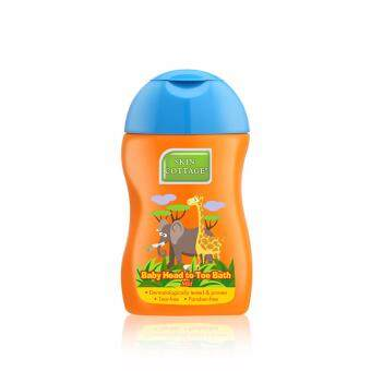 Harga Skin Cottage Baby Head to Toe Bath 200ml [FREE SHIPPING]
