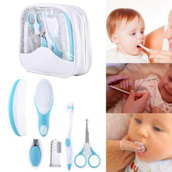 Harga 7pcs/Set Baby Grooming Care Healthcare kit Infant Daily Nurse Tool