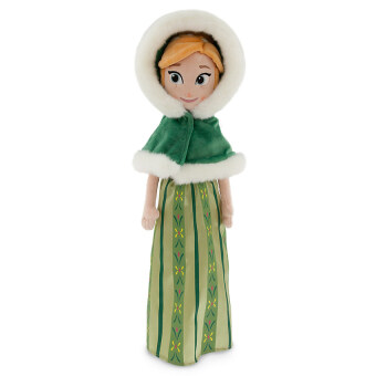 Harga Disney Frozen Anna Plush Doll - Winter Edition - 40cm