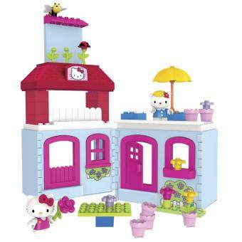 Harga Mega Bloks Hello Kitty Flowers Boutique