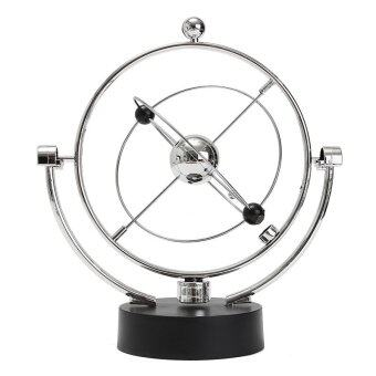 Harga Kinetic Orbital Revolving Gadget Perpetual Motion Desk Art Toy Office Decoration