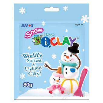 Harga Amos Snow Enjoy i-clay