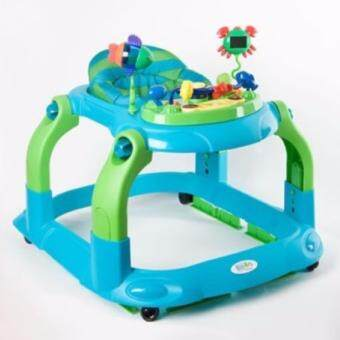 Harga Little Bean Baby Walker (LBBE 6868W) Blue