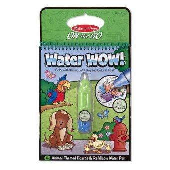 Harga MELISSA & DOUG Water Wow! Animals